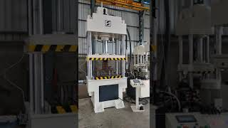 Double Action Hydraulic Press Machine.