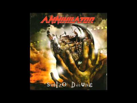 Annihilator - Like Father Like Gun