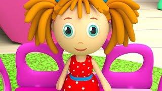 Miss Polly Had a Dolly – Nursery Rhymes on HeyHop Kids