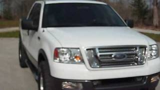 2004 F150 FX4 White Video Overview