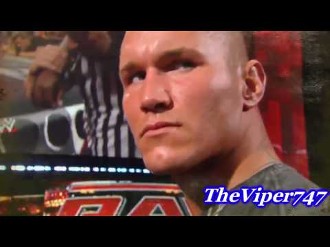 Wwe Randy Orton Theme Song With Titantron 2010 Hd video