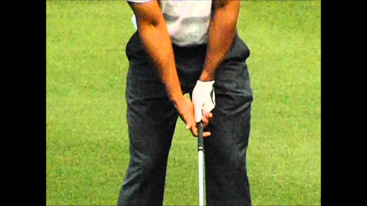 Tiger Woods Grip Youtube