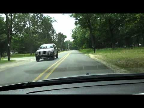 Driving with Scottman895: Manistee National Forest Baldwin, MI