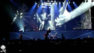 The big 4 Metallica - One (06-07-2011 Milano Italia)