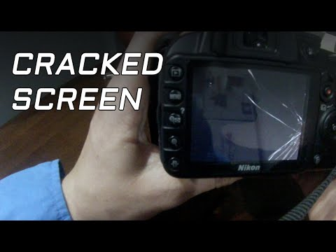 Nikon D3100 LCD Screen Replacement