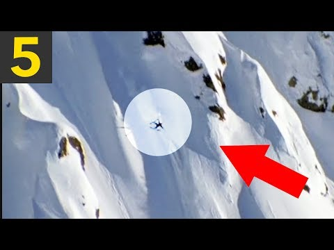 5 Biggest Skiing Wipeouts