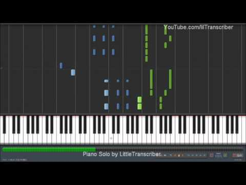 Demi Lovato - Give Your Heart A Break (Piano Cover) by LittleTranscriber