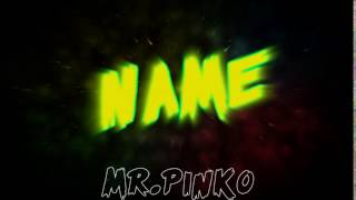 |Intro Template By|Mr.Pinko|Sony Vegas Pro 12,13|#53|BCC, Sapphire|Best Sync|