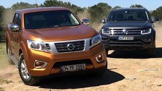 VW Amarok vs Nissan Navara - Karşılaştırma