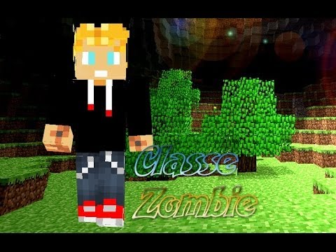 Minecraft Server 1.6.4 - SuperCraftBros - Classe Zombie!