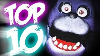 Top 10 Facts About Bonnie – Five Nights at Freddy