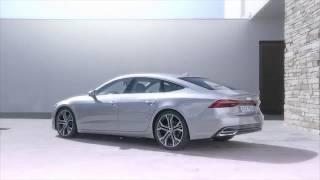 New Audi A7 Sportback interior   exterior   engine   upgrades   sedan   cargurus   car tv   top 10