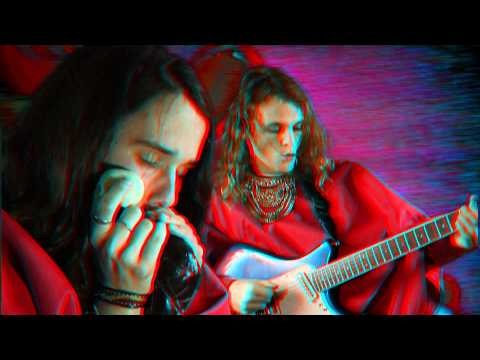 King Gizzard & The Lizard Wizard - Cellophane [3D CLIP]