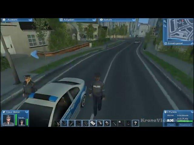 Police Simulator 2013 Gameplay (PC HD)