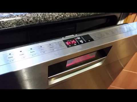 Bosch Dishwasher Review and Fault E09 E15