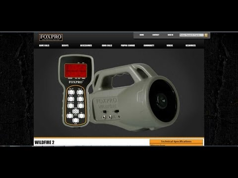 How to buy Foxpro calls with a custom sound list