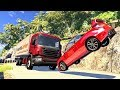 Realistic High Speed Crashes 34 BeamNG Drive CrashBoomPunk mp3