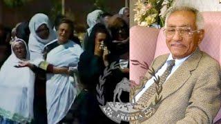 Eritrea: Funeral of Patriot Tsegai Kahsai | ERiTV