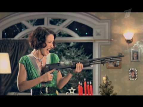 Victoria Daineko - Новогодняя ночь на Первом Канале