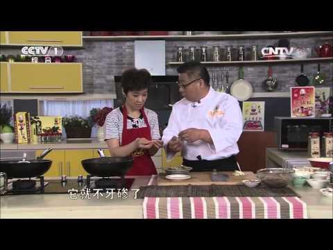 陸綜-天天飲食-20141024 紅薯粉燴蟶子