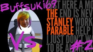 Buffsuki69 vs. The Stanley Parable #2