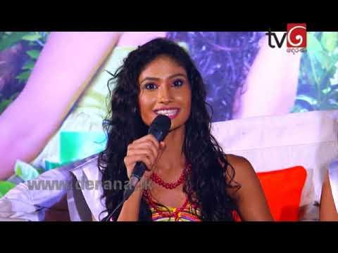 Derana Goya Miss Sri Lanka for Miss Earth 2015 - 31st May 2015