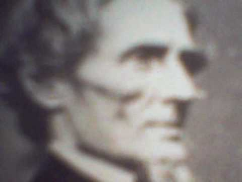 JEFFERSON DAVIS (PRESIDENT OF THE CONFEDERACY)