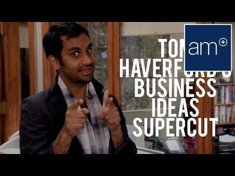 Tom Haverford's Ridiculous Business Ideas Supercut