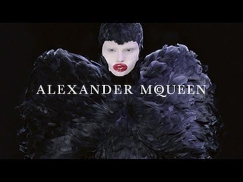 Alexander McQueen F/W 2009 - youtube