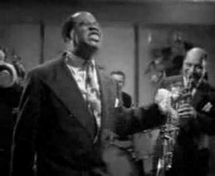 Louis Armstrong - Shadrach, Meshach, And Abednego video