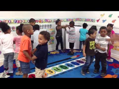 Ballet Theatre of Maryland at Annapolis Gardens Head Start