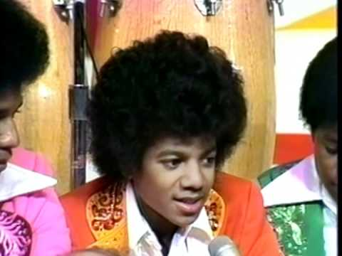 Michael Jackson | 1974 | Mike douglas show (FULL)