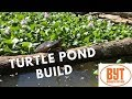 DIY Turtle Pond HEAVEN (NO FILTER!) [Build+Tips]