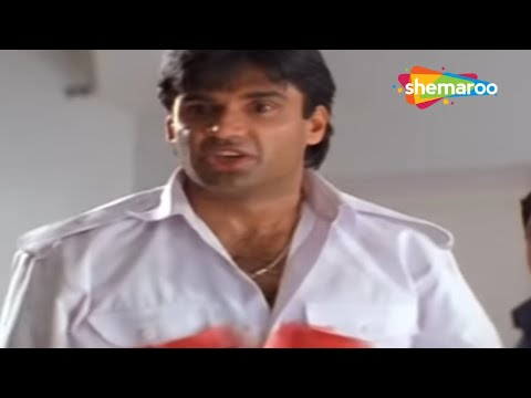 Vinashak - 1998 - Sunil Shetty - Raveena Tandon - Full Movie In 15 Mins