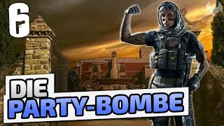 Die Party-Bombe - ♠ Rainbow Six Siege: Operation Para Bellum ♠ - Let's Play RBSS - Dhalucard