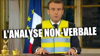 Je décrypte la gestuelle d'Emmanuel Macron