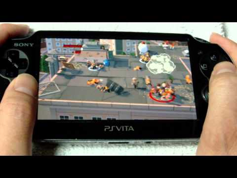 PS VIta Review: When Vikings Attack