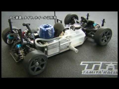 TAMIYA TG10 Mk.2 FZ chassis kit