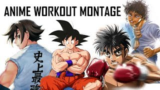 Anime Workout Montage