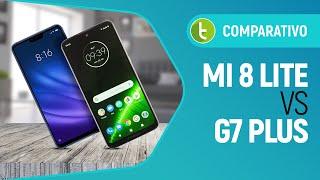Mi 8 Lite ou Moto G7 Plus: um embate que pode te surpreender   Comparativo