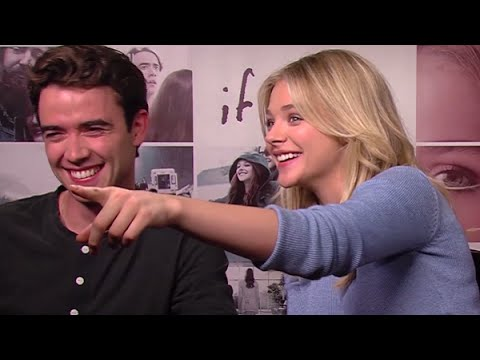 Chloë Grace Moretz and Jamie Blackley play 'Would You Rather' - Movies With Milan
