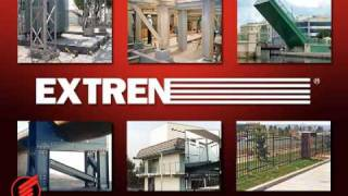 EXTREN® Structural Shapes and Plate