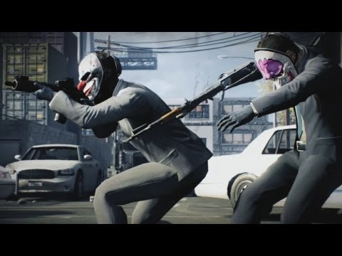 GameSpot Reviews - Payday 2