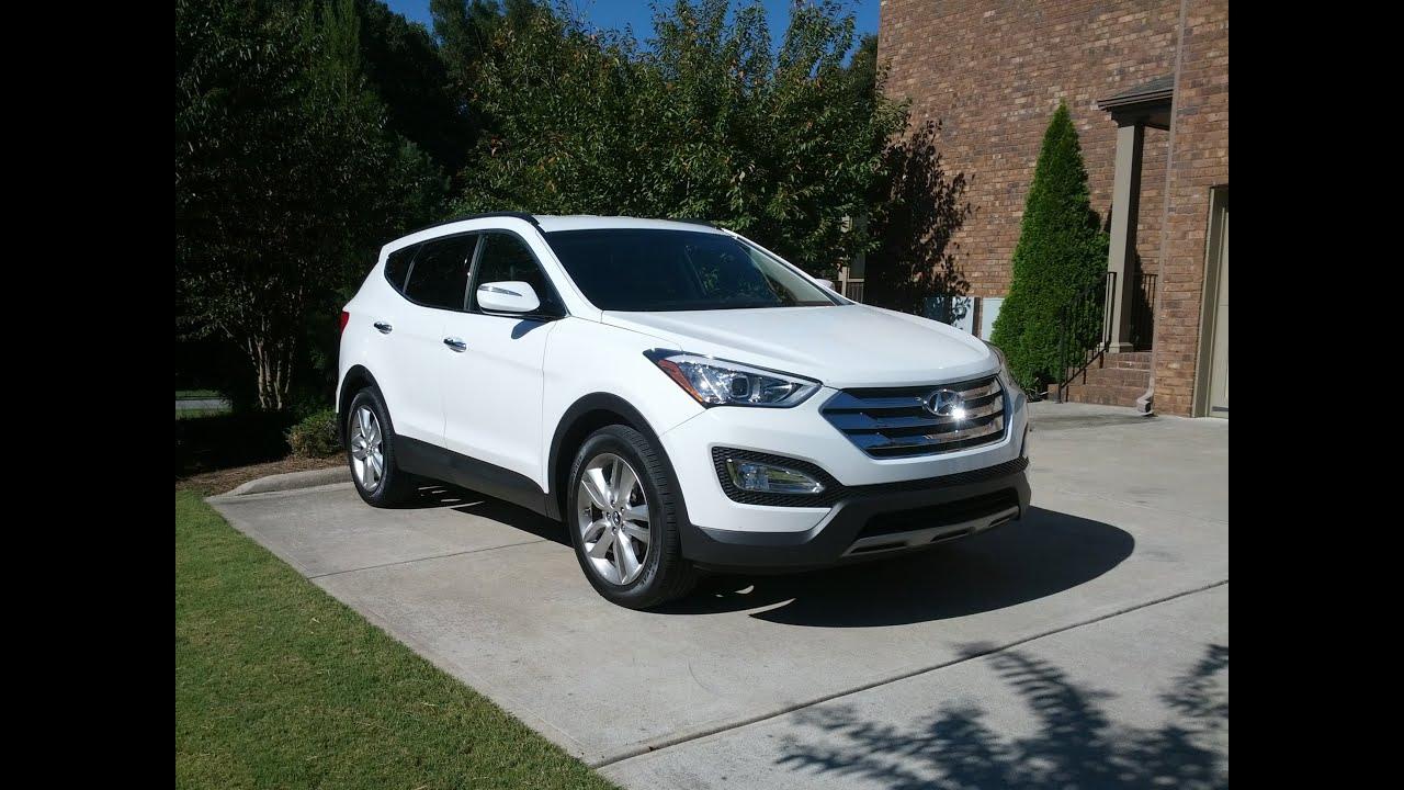 2014 Hyundai Santa Fe Sport >> Hyundai Santa Fe Sport 2.0T - Did Hyundai Do It Again? - YouTube