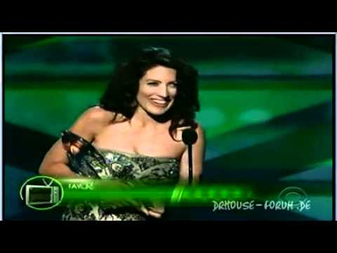 Lisa Edelstein - 37th Annual People's Choice Awards 2011 - Nomination - Speech