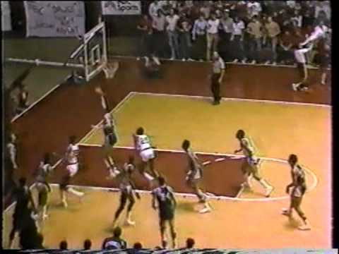 Dominique Wilkins 32 Points vs Kentucky Wildcats and Sam Bowie (1981 NCAA)