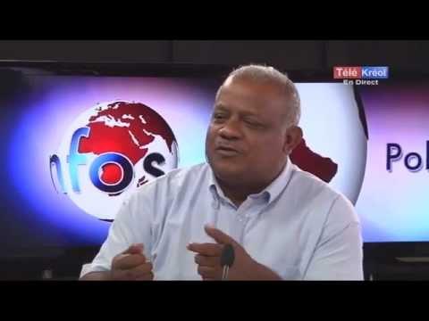 Emission Politique du jeudi 20 février 2014 sur Télé Kréol