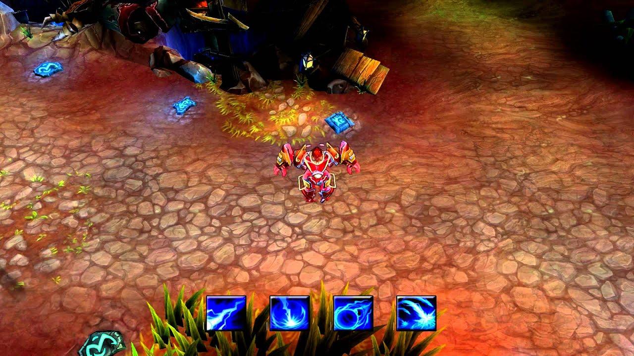 Battlecast Xerath Skin Spotlight