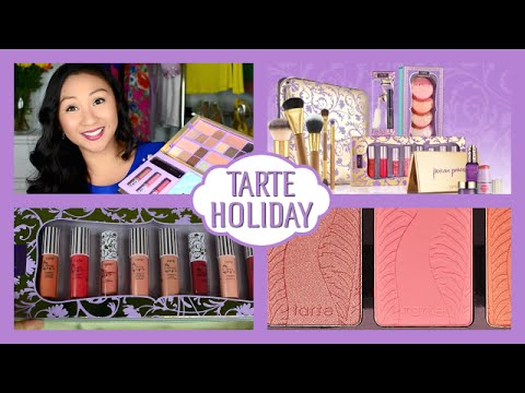 Tarte Holiday Collection 2014!