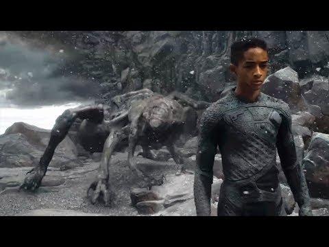 4分鍾看《重返地球》,人類抛棄地球遷居外星,不曾想遭遇可怕怪獸!